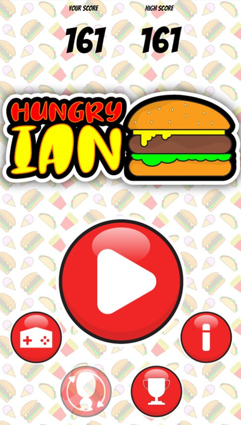 Play Hungry Ian - HTML5 Games Development